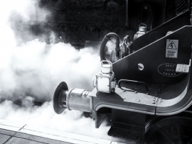 Steam locomotive, Fort William