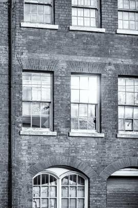 Building, Branston Street