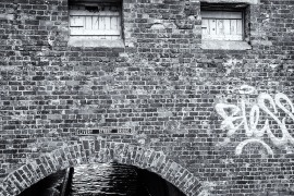 Canal Bridge, Livery Street