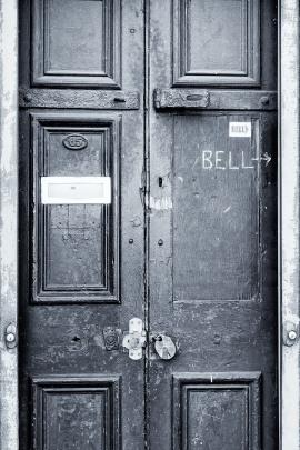 Door, Albion Street