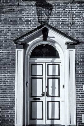 Door, Northwood Street