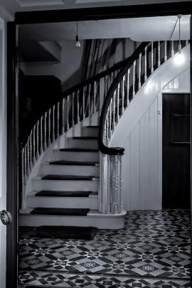 Hallway, Vittoria Street