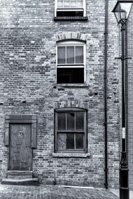 House, Mary Street