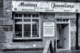 Jewellers, Hockley Street