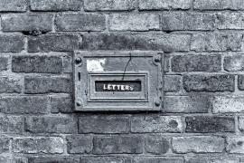 Letterbox, Warstone Lane