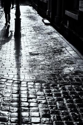 Pavement, Caroline Street