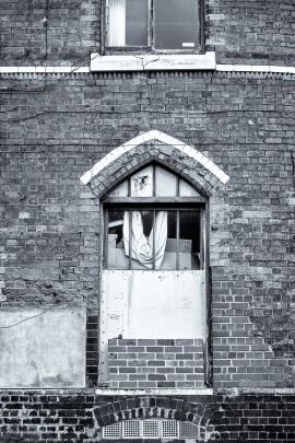 Window, Pemberton Street