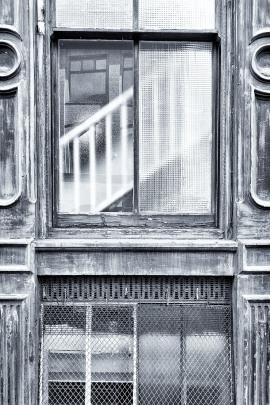 Window, Vittoria Street